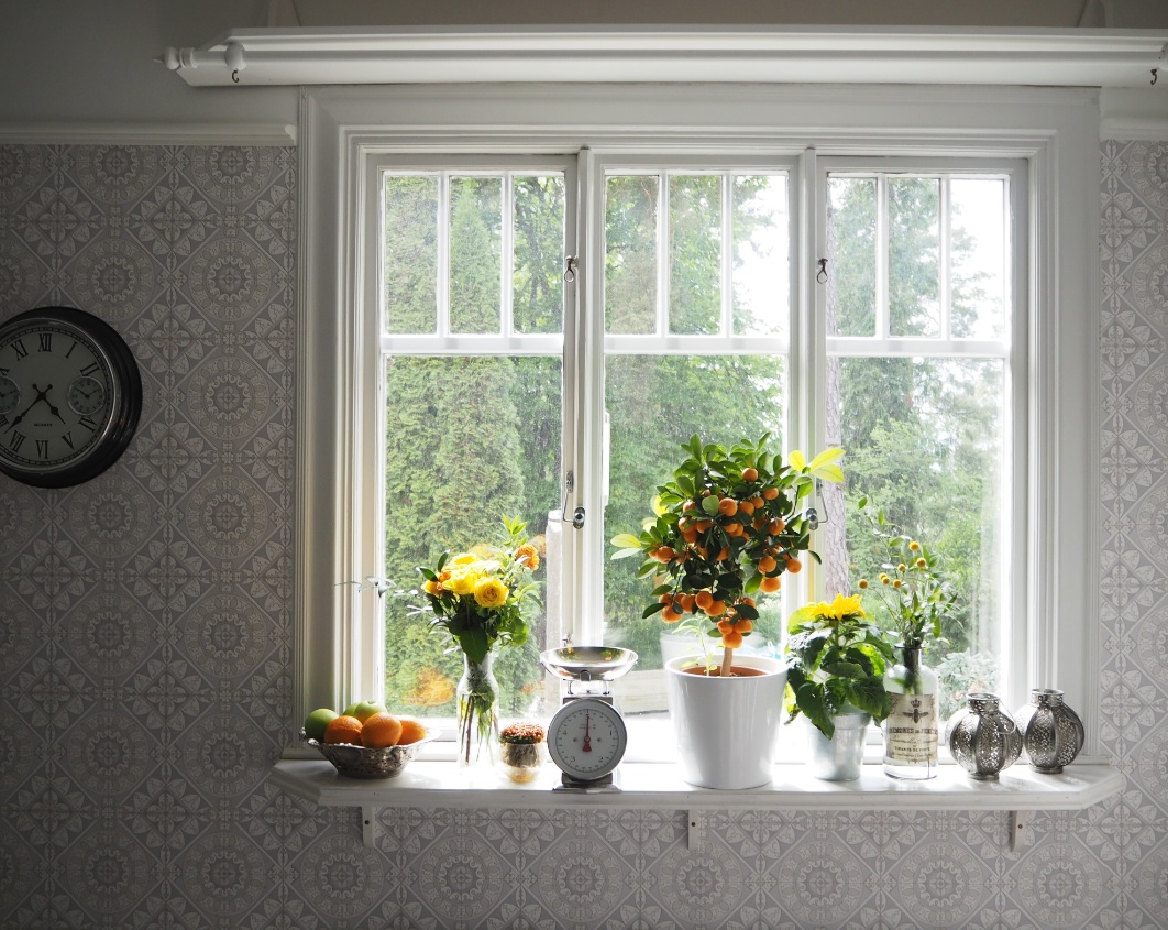 Gardiner gardiner till kök : Gardin eller inte?