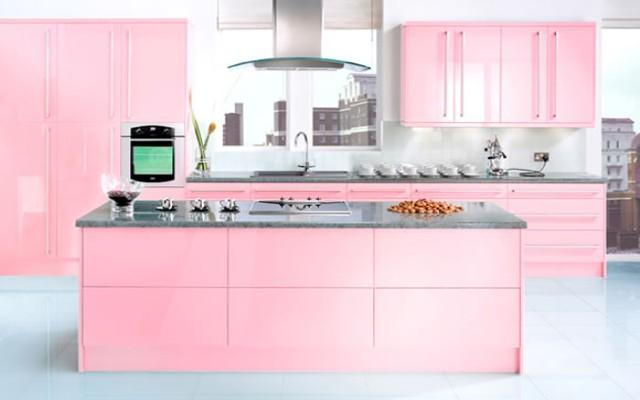 Cucina-rosa-confetto